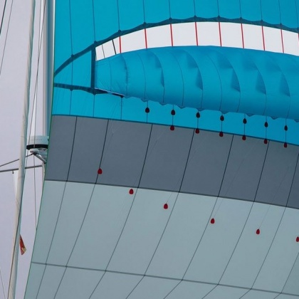 OXLEY® LEVANTE Flügelspinnaker